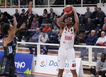 Buford William Dolomiti Energia Trentino vs Virtus Roma Lega Basket Serie A 2019/2020 Trento, 14/12/2019 Foto A. Gilardi/Ag. Ciamillo Castoria