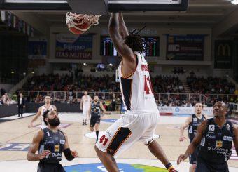 Jefferson Davon Dolomiti Energia Trentino vs Virtus Roma Lega Basket Serie A 2019/2020 Trento, 14/12/2019 Foto A. Gilardi/Ag. Ciamillo Castoria