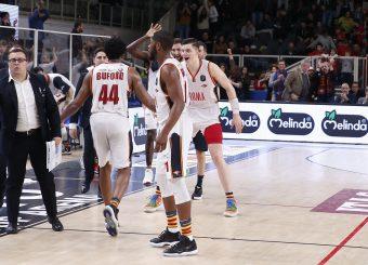 Alibegovic Amar Dolomiti Energia Trentino vs Virtus Roma Lega Basket Serie A 2019/2020 Trento, 14/12/2019 Foto A. Gilardi/Ag. Ciamillo Castoria