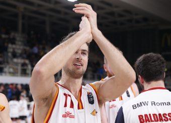 Kyzlink Tomas Dolomiti Energia Trentino vs Virtus Roma Lega Basket Serie A 2019/2020 Trento, 14/12/2019 Foto A. Gilardi/Ag. Ciamillo Castoria