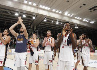 Team Virtus Roma Dolomiti Energia Trentino - Virtus Roma Lega Basket Serie A 2019/2020 Trento, 14/12/2019 Foto Ciamillo-Castoria