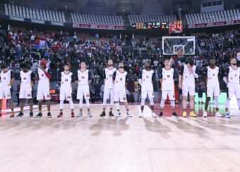 Virtus Roma Virtus Roma - Germani Basket Brescia Lega Basket Serie A 2019/2020 Roma, 22/12/2019 Foto Gennaro Masi / Ciamillo-Castoria