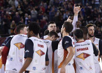 Virtus RomaVirtus Roma - Germani Basket BresciaLega Basket Serie A 2019/2020Roma, 22/12/2019Foto Gennaro Masi / Ciamillo-Castoria