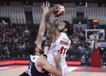 Jefferson DavonVirtus Roma - Germani Basket BresciaLega Basket Serie A 2019/2020Roma, 22/12/2019Foto Gennaro Masi / Ciamillo-Castoria