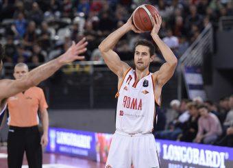 Kyzlink TomasVirtus Roma - Germani Basket BresciaLega Basket Serie A 2019/2020Roma, 22/12/2019Foto Gennaro Masi / Ciamillo-Castoria