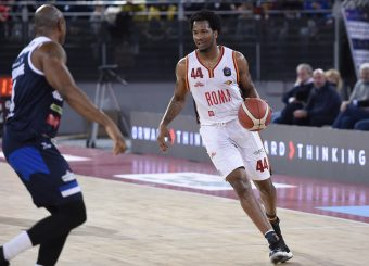 William BufordVirtus Roma - Germani Basket BresciaLega Basket Serie A 2019/2020Roma, 22/12/2019Foto Gennaro Masi / Ciamillo-Castoria
