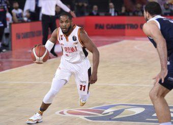 Dyson JeromeVirtus Roma - Germani Basket BresciaLega Basket Serie A 2019/2020Roma, 22/12/2019Foto Gennaro Masi / Ciamillo-Castoria