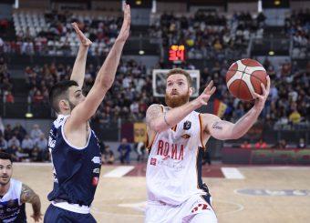 Pini GiovanniVirtus Roma - Germani Basket BresciaLega Basket Serie A 2019/2020Roma, 22/12/2019Foto Gennaro Masi / Ciamillo-Castoria