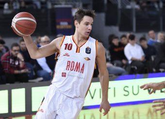 Rullo RobertoVirtus Roma - Germani Basket BresciaLega Basket Serie A 2019/2020Roma, 22/12/2019Foto Gennaro Masi / Ciamillo-Castoria