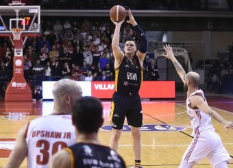 Alibegovic Amar Grissin Bon Reggio Emilia - Virtus Roma Lega Basket Serie A 2019/2020 Reggio Emilia, 22/12/2019 Foto Ciamillo-Castoria