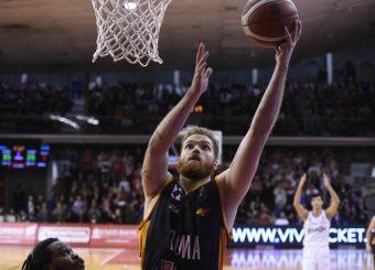 Pini Giovanni Grissin Bon Reggio Emilia - Virtus Roma Lega Basket Serie A 2019/2020 Reggio Emilia, 22/12/2019 Foto Ciamillo-Castoria