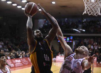 William Buford Grissin Bon Reggio Emilia - Virtus Roma Lega Basket Serie A 2019/2020 Reggio Emilia, 22/12/2019 Foto Ciamillo-Castoria