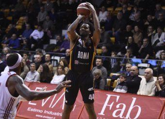 Buford William Grissin Bon Reggio Emilia - Virtus Roma Lega Basket Serie A 2019/2020 Reggio Emilia, 29/12/2019 Foto A.Giberti / Ciamillo - Castoria