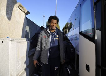 William Buford Happy Casa Brindisi - Virtus Roma Legabasket SerieA 2019-2020 Brindisi 19/01/2020 Foto: Ciamillo-Castoria / Michele Longo
