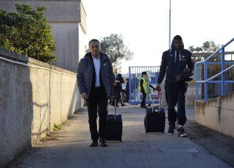 Bucchi Piero Happy Casa Brindisi - Virtus Roma Legabasket SerieA 2019-2020 Brindisi 19/01/2020 Foto: Ciamillo-Castoria / Michele Longo