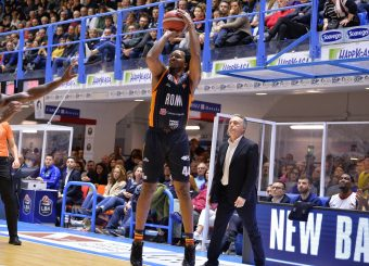 William Buford Happy Casa Brindisi - Virtus Roma Legabasket Serie A 2019-2020 Brindisi febbraio 2020 Foto Ciamillo