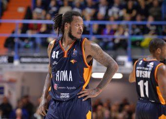 Jefferson Davon Happy Casa Brindisi - Virtus Roma Legabasket Serie A 2019-2020 Brindisi febbraio 2020 Foto Ciamillo