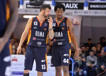 William Buford Baldasso Tommaso Happy Casa Brindisi - Virtus Roma Legabasket Serie A 2019-2020 Brindisi febbraio 2020 Foto Ciamillo