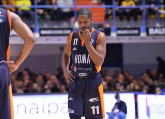 Dyson Jerome Happy Casa Brindisi - Virtus Roma Legabasket Serie A 2019-2020 Brindisi febbraio 2020 Foto Ciamillo