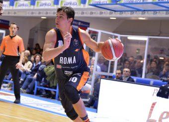Rullo Roberto Happy Casa Brindisi - Virtus Roma Legabasket Serie A 2019-2020 Brindisi febbraio 2020 Foto Ciamillo