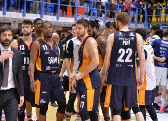 Kyzlink Tomas Happy Casa Brindisi - Virtus Roma Legabasket SerieA 2019-2020 Brindisi 19/01/2020 Foto: Ciamillo-Castoria / Michele Longo