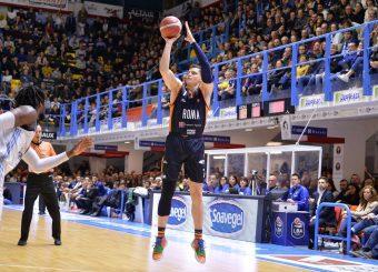 Alibegovic Amar Happy Casa Brindisi - Virtus Roma Legabasket Serie A 2019-2020 Brindisi febbraio 2020 Foto Ciamillo