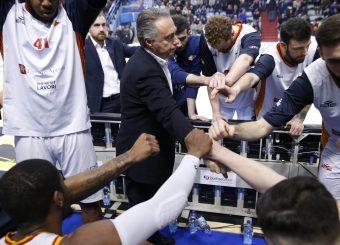 Bucchi Piero Vanoli Cremona - Virtus Roma Lega Basket Serie A 2019/2020 Cremona, 26/01/2020 Foto A. Gilardi/Ag. Ciamillo Castoria