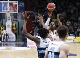 Dyson Jerome Vanoli Cremona - Virtus Roma Lega Basket Serie A 2019/2020 Cremona, 26/01/2020 Foto A. Gilardi/Ag. Ciamillo Castoria