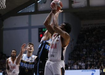 William Buford Vanoli Cremona - Virtus Roma Lega Basket Serie A 2019/2020 Cremona, 26/01/2020 Foto A. Gilardi/Ag. Ciamillo Castoria