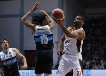 White James Vanoli Cremona - Virtus Roma Lega Basket Serie A 2019/2020 Cremona, 26/01/2020 Foto A. Gilardi/Ag. Ciamillo Castoria