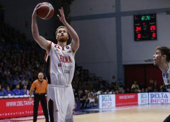 Vanoli Cremona - Virtus RomaLega Basket Serie A 2019/2020Cremona, 26/01/2020Foto A. Gilardi/Ag. Ciamillo Castoria