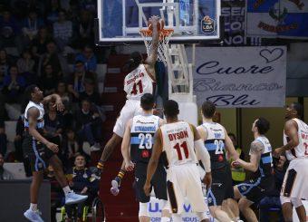 Jefferson Davon Vanoli Cremona - Virtus Roma Lega Basket Serie A 2019/2020 Cremona, 26/01/2020 Foto A. Gilardi/Ag. Ciamillo Castoria