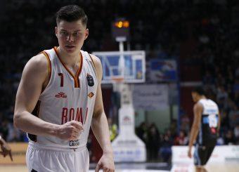 Alibegovic Amar Vanoli Cremona - Virtus Roma Lega Basket Serie A 2019/2020 Cremona, 26/01/2020 Foto A. Gilardi/Ag. Ciamillo Castoria