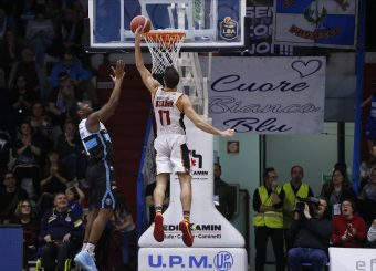 Kyzlink Tomas Vanoli Cremona - Virtus Roma Lega Basket Serie A 2019/2020 Cremona, 26/01/2020 Foto A. Gilardi/Ag. Ciamillo Castoria