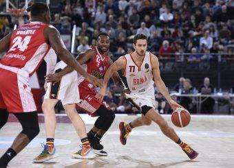 Kyzlink Tomas Virtus Roma - Oriora Pistoia Lega Basket Serie A 2019/2020 Roma, 02/02/2020 Foto Gennaro Masi / Ciamillo-Castoria