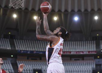 Jefferson Davon Virtus Roma - Oriora Pistoia Lega Basket Serie A 2019/2020 Roma, 02/02/2020 Foto Gennaro Masi / Ciamillo-Castoria