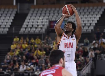 William Buford Virtus Roma - Oriora Pistoia Lega Basket Serie A 2019/2020 Roma, 02/02/2020 Foto Gennaro Masi / Ciamillo-Castoria