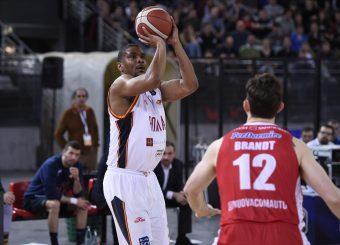 White James Virtus Roma - Oriora Pistoia Lega Basket Serie A 2019/2020 Roma, 02/02/2020 Foto Gennaro Masi / Ciamillo-Castoria