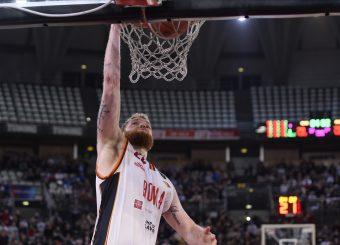 Pini Giovanni Virtus Roma - Oriora Pistoia Lega Basket Serie A 2019/2020 Roma, 02/02/2020 Foto Gennaro Masi / Ciamillo-Castoria