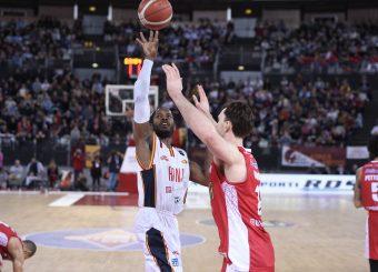 Dyson Jerome Virtus Roma - Oriora Pistoia Lega Basket Serie A 2019/2020 Roma, 02/02/2020 Foto Gennaro Masi / Ciamillo-Castoria