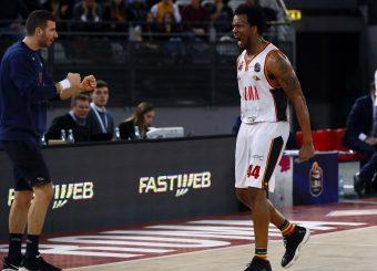 William Buford Virtus Roma - Oriora Pistoia Legabasket Serie A 2019-20 Roma, 02/02/2020 Foto Ciamillo-Castoria