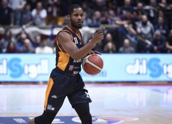 Dyson Jerome Pompea Fortitudo Bologna - Virtus Roma Lega Basket Serie A 2019/2020 Bologna, 07/02/2020 Foto Gennaro Masi / Ciamillo-Castoria
