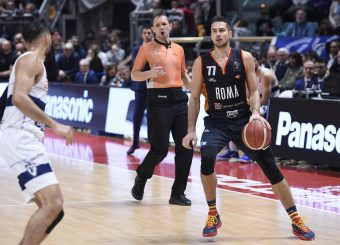 Kyzlink Tomas Pompea Fortitudo Bologna - Virtus Roma Lega Basket Serie A 2019/2020 Bologna, 07/02/2020 Foto Gennaro Masi / Ciamillo-Castoria