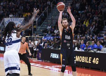 Pini Giovanni Pompea Fortitudo Bologna - Virtus Roma Lega Basket Serie A 2019/2020 Bologna, 07/02/2020 Foto Gennaro Masi / Ciamillo-Castoria