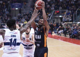 William Buford Pompea Fortitudo Bologna - Virtus Roma Lega Basket Serie A 2019/2020 Bologna, 07/02/2020 Foto Gennaro Masi / Ciamillo-Castoria