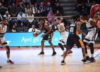 William Buford Fortitudo Pompea Bologna - Virtus Roma Lega Basket Serie A 2019/2020 Reggio Emilia, 25/01/2020 Foto Ciamillo-Castoria