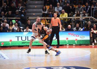 Alibegovic Amar Fortitudo Pompea Bologna - Virtus Roma Lega Basket Serie A 2019/2020 Reggio Emilia, 25/01/2020 Foto Ciamillo-Castoria