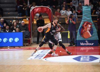 Pini Giovanni Fortitudo Pompea Bologna - Virtus Roma Lega Basket Serie A 2019/2020 Reggio Emilia, 25/01/2020 Foto Ciamillo-Castoria
