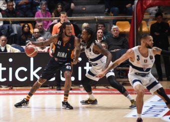 Jefferson Davon Fortitudo Pompea Bologna - Virtus Roma Lega Basket Serie A 2019/2020 Bologna, 08/02/2020 Foto Ciamillo-Castoria