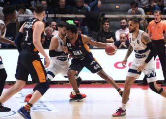 William Buford Fortitudo Pompea Bologna - Virtus Roma Lega Basket Serie A 2019/2020 Bologna, 08/02/2020 Foto Ciamillo-Castoria